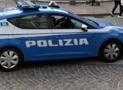 volante polizia commissariato gallarate