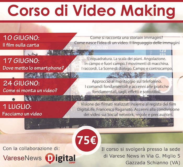 Corso video making